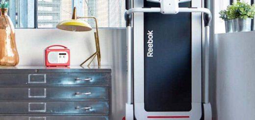 Reebok i Run 3 Laufband kompakt verstaut 520x245