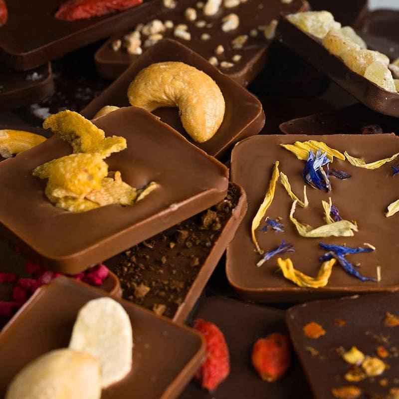 Vegolade vegane Schokoladentafeln