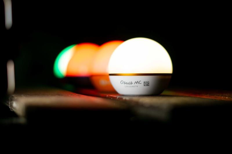 Verschiedene Olight Lampen